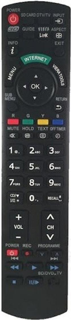 Fjärrkontroll N2QAYB000715 Replica