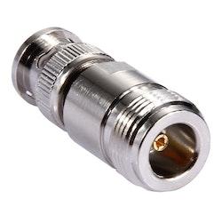 BNC-hane  / N-Hona adapter