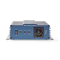 Inverter 24-230 Volt 600 Watt ren sinusvåg