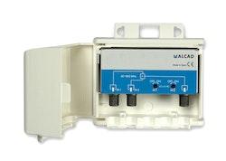 Sammankopplingsfilter VHF/UHF (Kombi) 2 ingångar