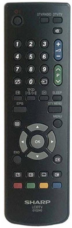 Fjärrkontroll 9JD076B0MU030