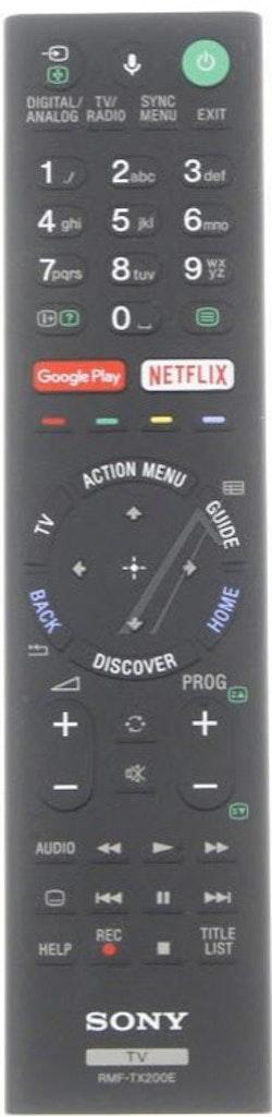 Fjärrkontroll RMF-TX200E