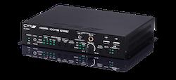 HDMI / DP / VGA Presentations Switch över HDBaseT Sändare 4K m.m