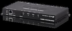 HDMI/ USB-C/ DP/ VGA  över HDBaseT switch och sändare, 40 m