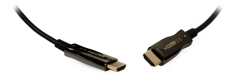 Digitaltvexperten Pro HDMI Fiberkabel AOC HDMI 2.0 18Gbps 30m