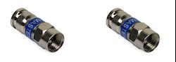 Antennkabel Super Pro med F-kontakt + valfri kontakt