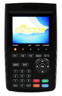 WS-6975 mätinstrument för digitaltv DVB-C / T / T2