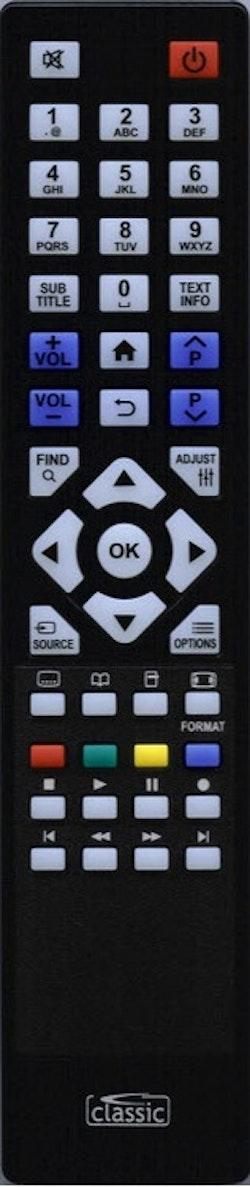 Ersättnings Fjärrkontroll CXHD-5000C