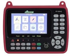 R 10842 mätinstrument för digitaltv DVB-C / T / T2 / S / S2