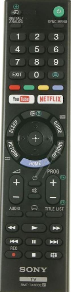 Fjärrkontroll RMT-TX300E