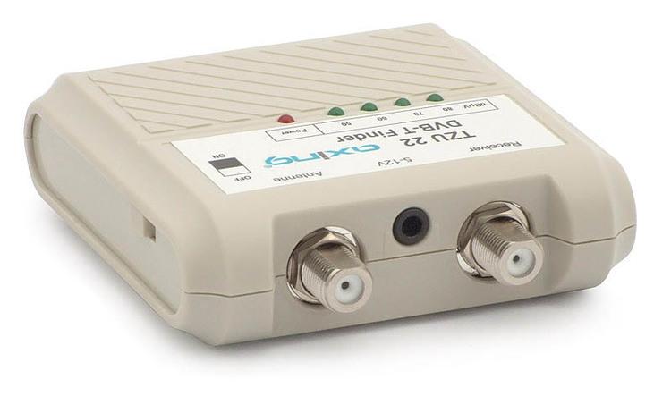 Signalmätare Marksänd Digitaltv DVB-T / T2
