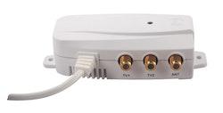 230V spänningsmatare till UFO 12 volt till antenn LTE-filter