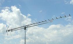 UHF Monsterantenn 74 element 330cm