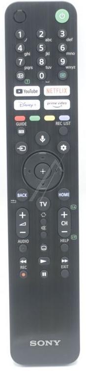 Sony Fjärrkontroll RMF-TX520E