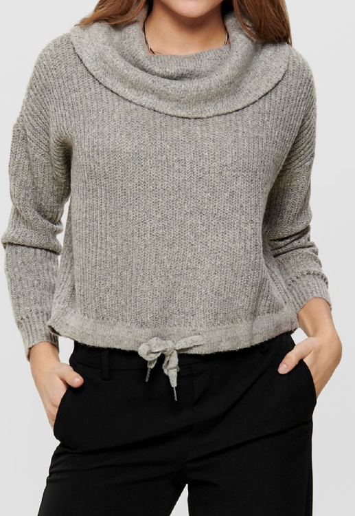NIA ROLLNECK PULLOVER