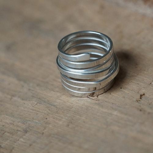 Kajsa Silver ring