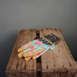 Handskar Premium Comfort Turkos/Rosa