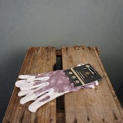 Handskar Läder Premium Lila