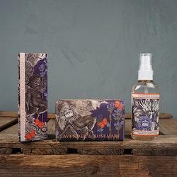 Lavender & Rosemary Handkräm, Fast tvål eller Handsprit