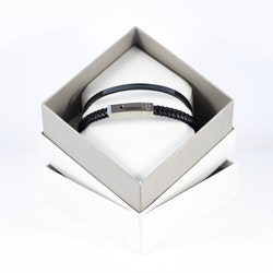Gift Box Black Steel
