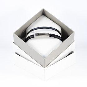 Gift Box Black Steel