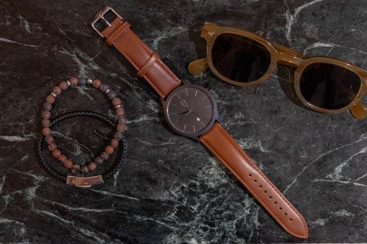 Paris Brown Leather
