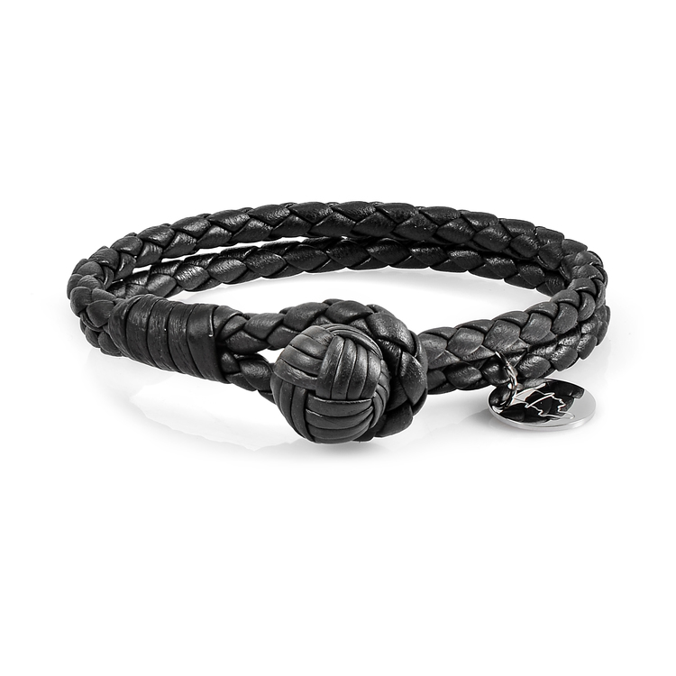 Black Knot Leather