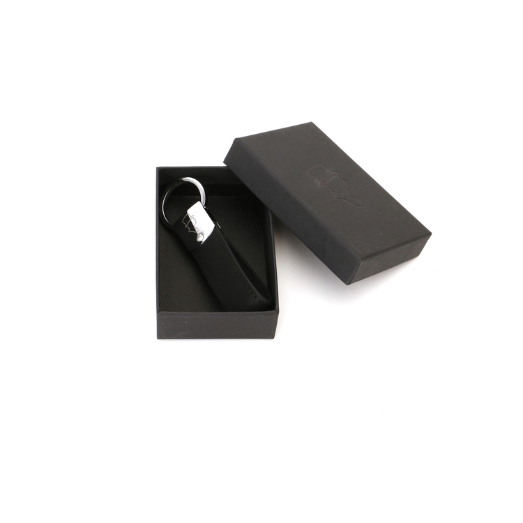 Key Ring Black
