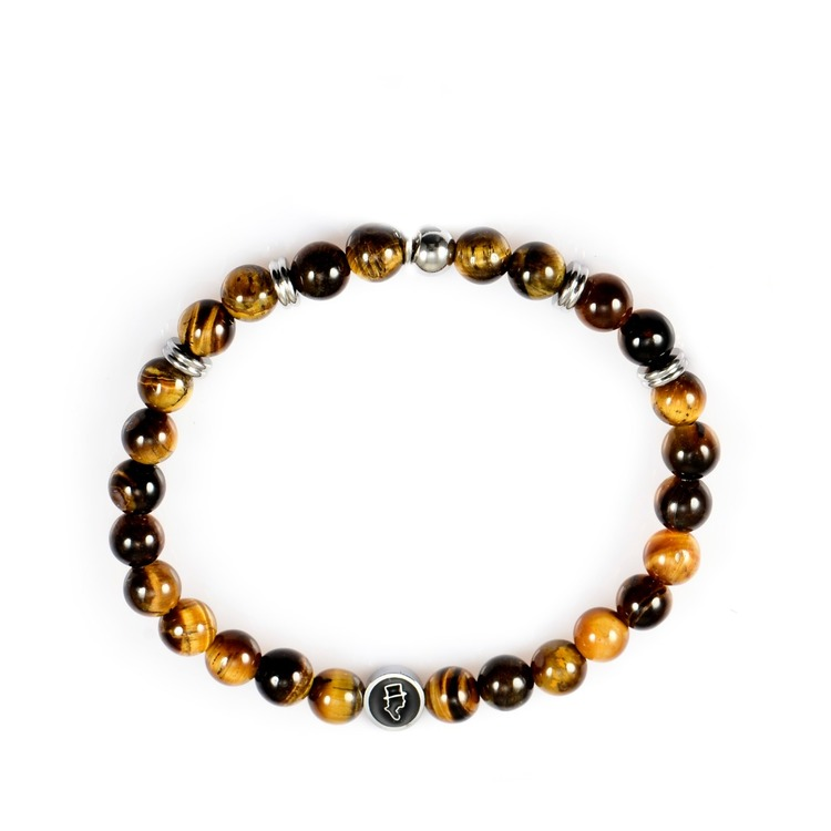 Tiger Eye 6mm