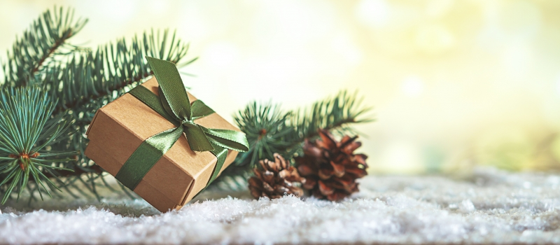 Klappar i tid till jul