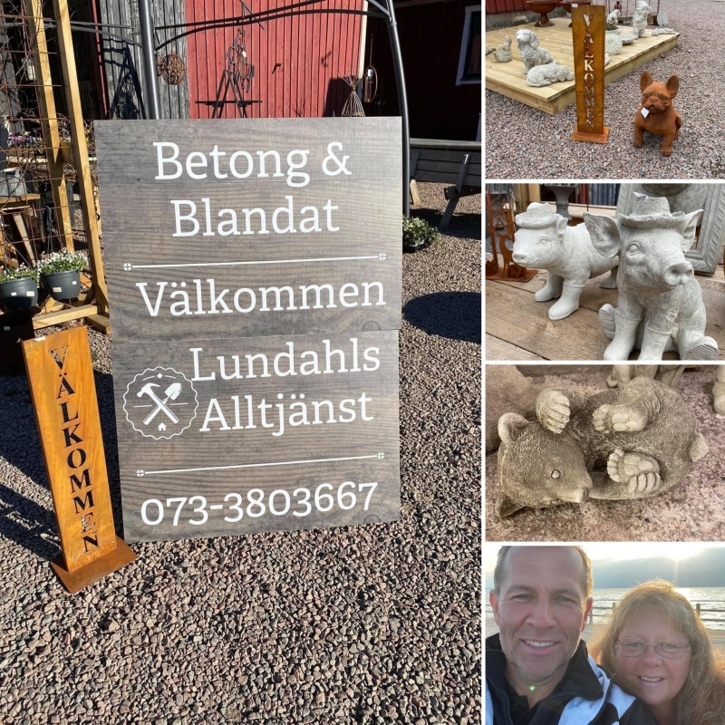 Välkommen Betong & Blandat