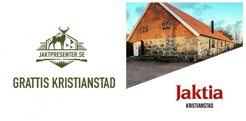 Grattis Kristianstad med omnejd