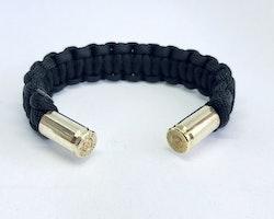 Handgjorda Paracord Armband - Svart