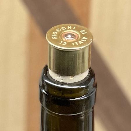 Flaskkork av hagelhylsa kal. 12