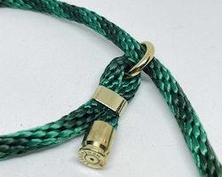 Retrieverkoppel - Grönt - 130 cm
