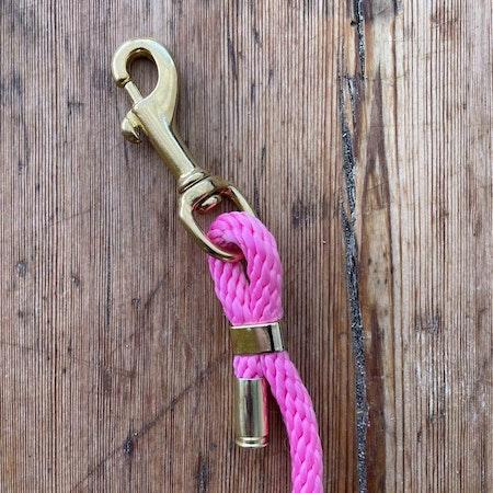 Hundkoppel - Rosa - 150cm