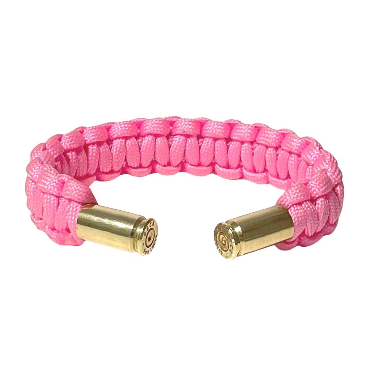 Handgjorda Paracord Armband - Rosa