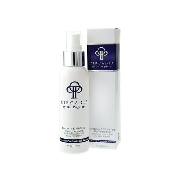 BLUEBERRY & WHITE TEA HYDRATING MIST