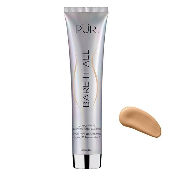 BARE IT ALL LIGHT TAN - 4-IN-1 SKIN PERFECTING FOUNDATION
