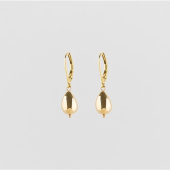 RAINDROP EARRINGS GOLD
