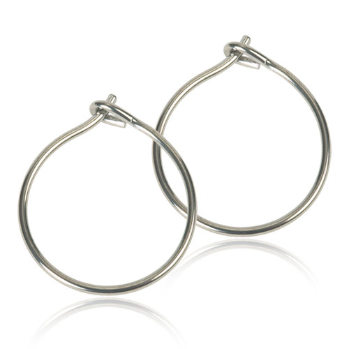 Safety Ear Ring 10mm