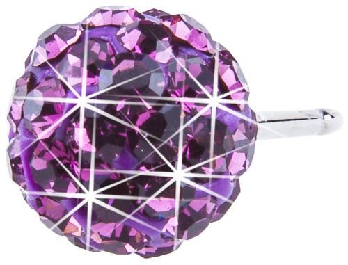 Crystal Ball Amethyst 6mm