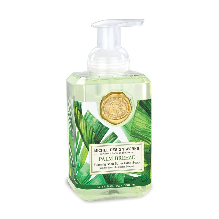 Palm Breeze Foaming Hand Soap