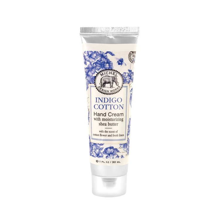 Indigo Cotton Hand Cream