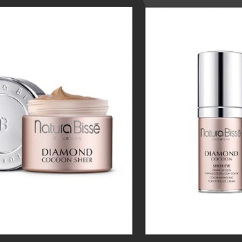 Diamond Cocoon Sheer Creme & Sheer Eye