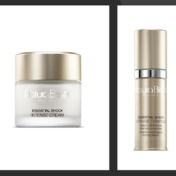 Essential shok creme & serum