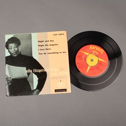 Vinyl EP: Ella Fitzgerald Sings the Cole Porter Song Book