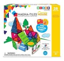 Magna-Tiles House 28 bitar