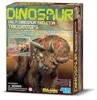 Dig a Dino - Triceratops