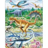 Dinosaurier 35 bitar